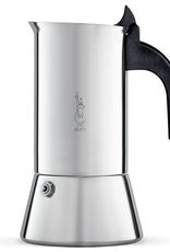 Bialetti Venus 18/10 SS, Induction Compatible,  6 cups