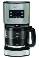 Jura Capresso Capresso 12cup Coffee Maker, Glass Carafe