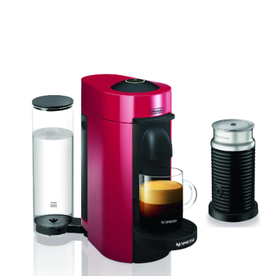 Nespresso Vertuo Plus Bundle, Red