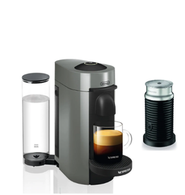 Nespresso Vertuo Plus Bundle, Grey