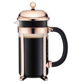 Bodum Chambord 8 cup, Copper