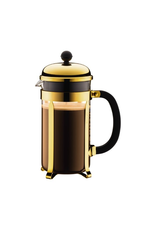Bodum Chambord 8 cup, Gold
