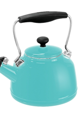 Chantal Vintage Teakettle, Aqua