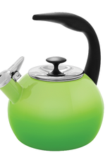 Chantal Transition Teakettle 2 Qt, Fade Green
