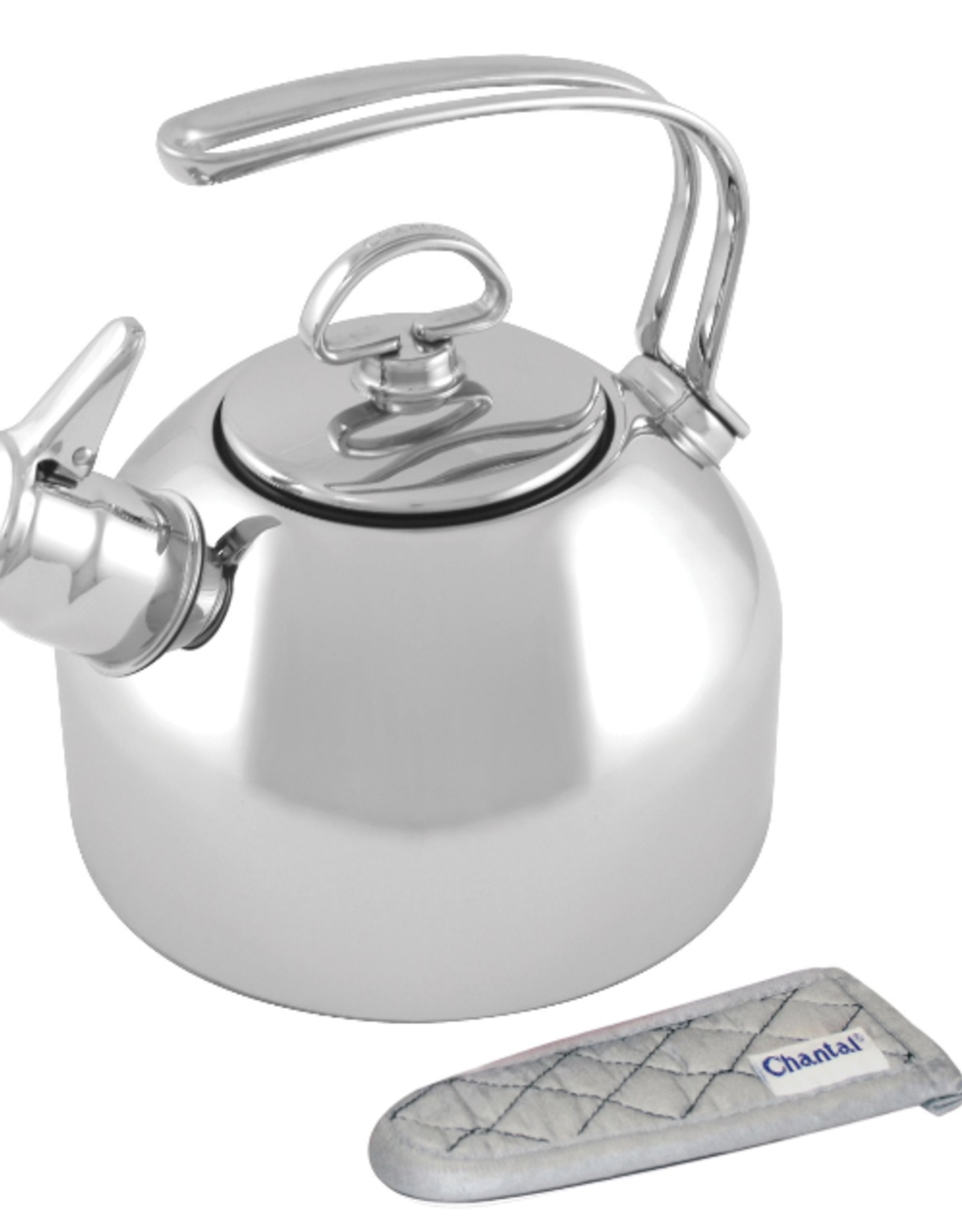 Chantal Classic SS Whistling Teakettle