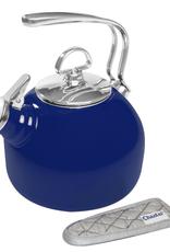 Chantal Classic  Whistling Teakettle, Indigo Blue