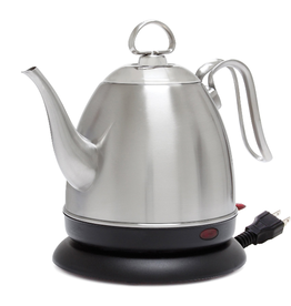Chantal Mia Electric Kettle, Stainless Steel