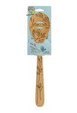 Talisman Design Beechwood Slotted Spoon, Nature
