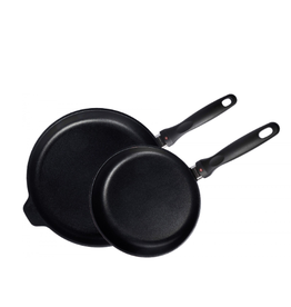 "Swiss Diamond SD XD 2PC. Set 9.5"" &11"" Fry Pan"