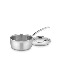 Cuisinart 1.5 Qt Saucepan, Multi-Clad Pro