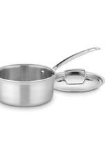 Cuisinart 2 Qt Saucepan, Multi-Clad Pro