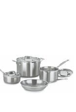 Cuisinart 7-Piece Set, Multi-Clad Pro