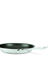 """All-Clad PROMO AC D3 Stainless 9"""" Egg Perfect Fry Pan, NS"""