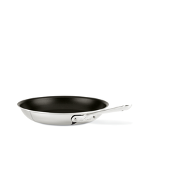 """All-Clad AC D3 Stainless 12"""" Fry Pan, Non-Stick"""