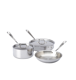 All-Clad AC Stainless 5 Piece Set