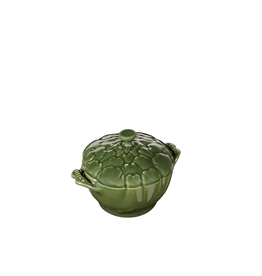 Staub Petite Artichoke Cocotte, Ceramic