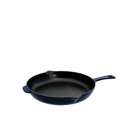 "Staub Staub 12"" Fry Pan, Drk Blue"