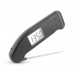 Thermoworks Thermapen MK4 Thermometer, Black