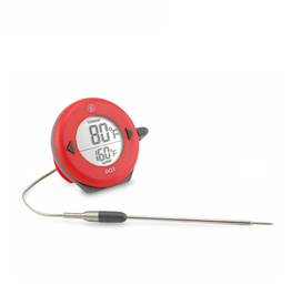 Thermoworks Dot Thermometer, Red