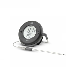 Thermoworks Dot Thermometer, Black