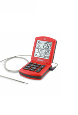 Thermoworks ChefAlarmThermometer, Red