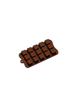 Fat Daddios Silicone Chocolate Mold, Square Gift Box