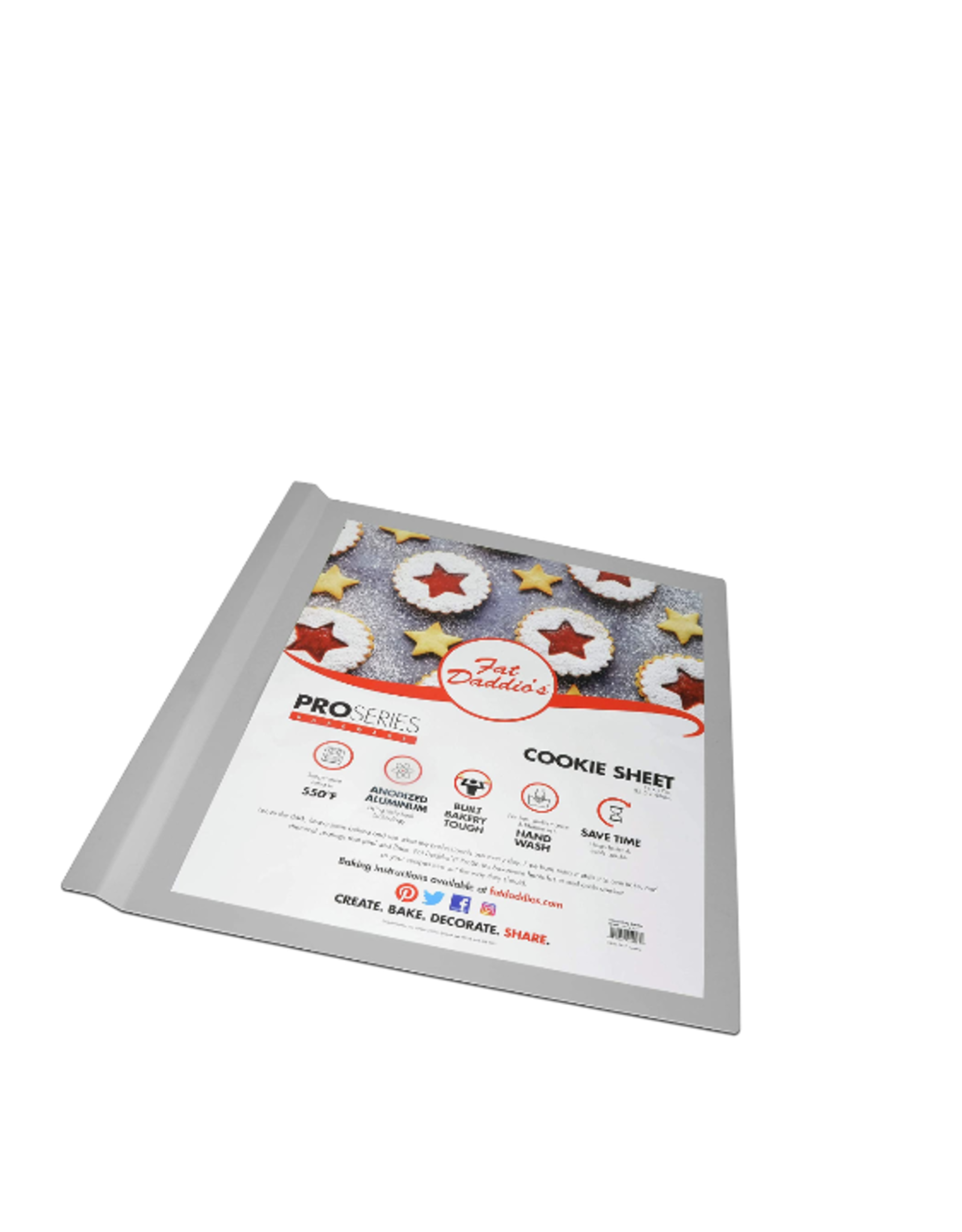 Fat Daddios Heavy Duty Cookie Sheet,  14x17