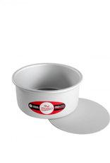 Fat Daddios Round Cheesecake Pan, 6x3