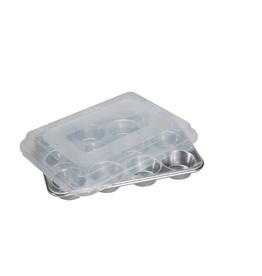 Nordicware Muffin Pan w/ Lid, 12c Standard Size