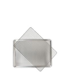 Nordicware Big Sheet w/Oven Safe Rack