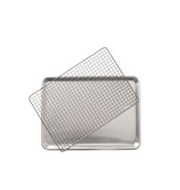 Nordicware Baker's Half Sheet w/Oven Safe Rack