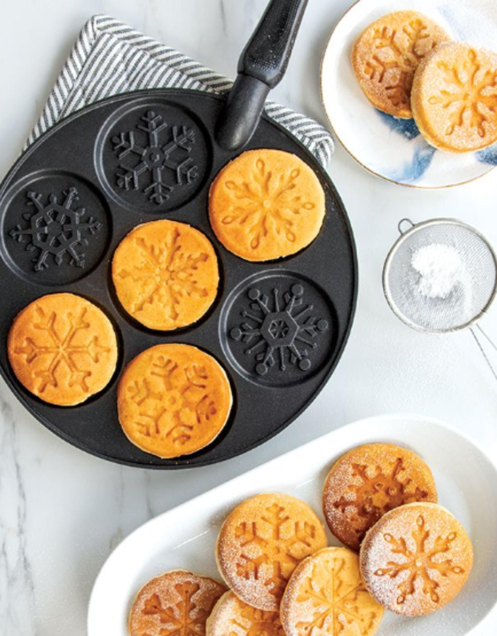 Nordicware Snowflake Pancake Pan