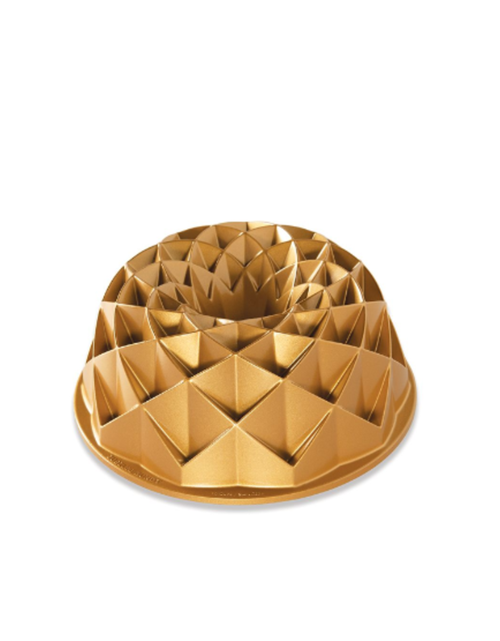 Nordicware Jubilee Bundt Pan, Gold Collection