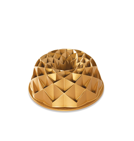 Nordicware Jubilee Bundt Pan, Gold Collection