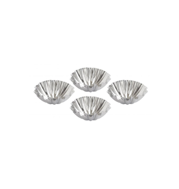 Harold Import Company Inc. Tartlet Mold, Dome, 2x1, 4pc