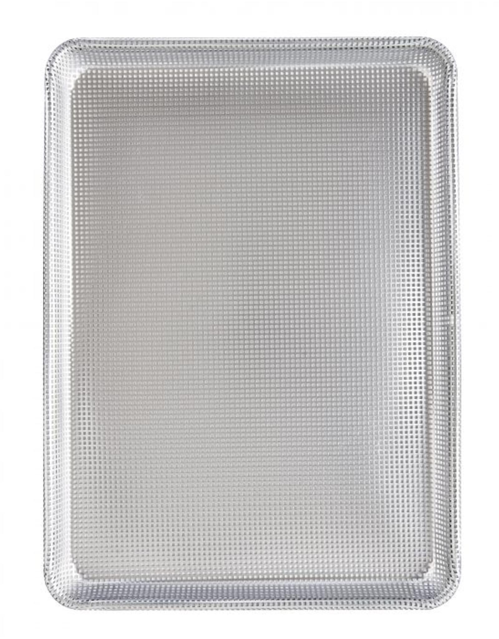 Harold Import Company Inc. Half-Sheet Perforated Crisping Pan