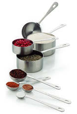 Lifetime Brands Amco Professional Performance Measuring Cup/Spoon Set