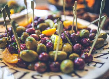 Olives, Pickles & Tapenades