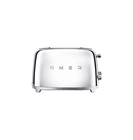 Smeg 2 Slice Toaster, Chrome