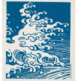 Cose Nuove Swedish Dishcloth, Waves