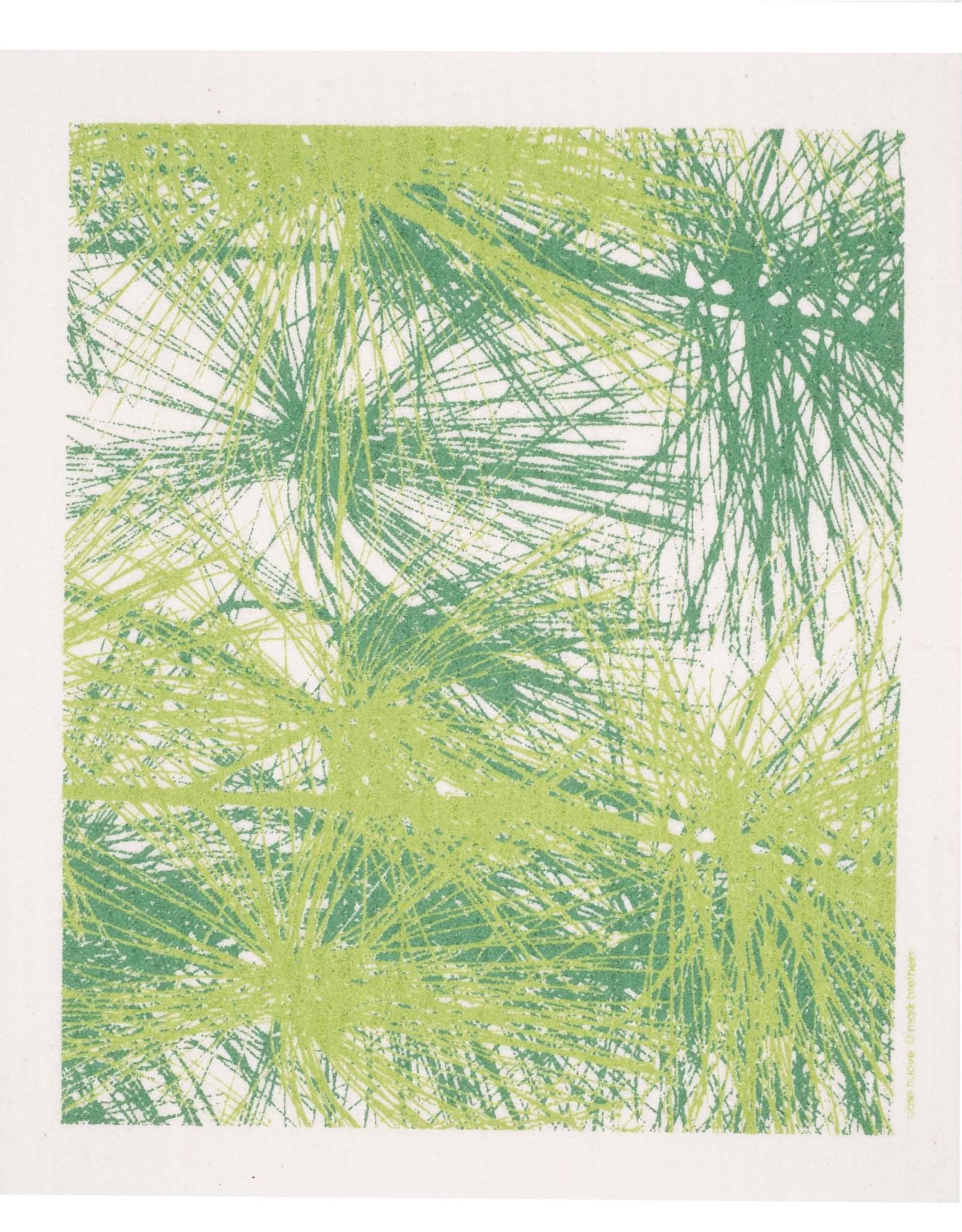 Cose Nuove Swedish Dishcloth, White Pine, All Year