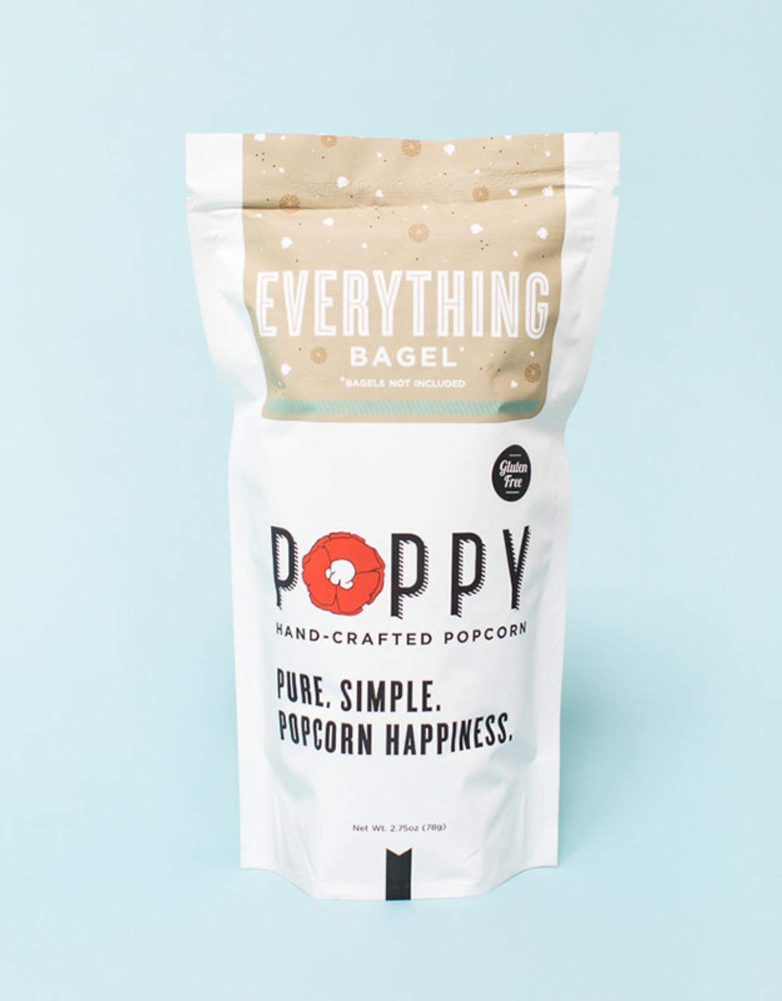 Poppy Everything Bagel Popcorn