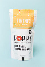Poppy Pimento Cheese Popcorn