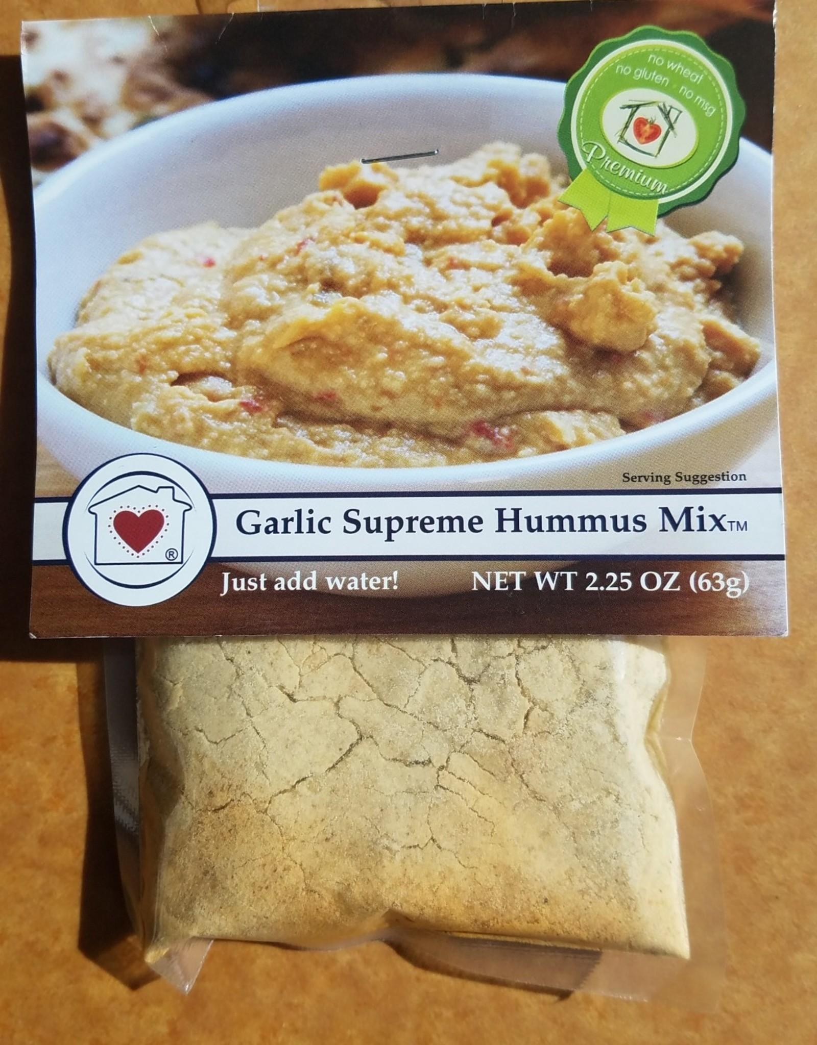 Country Home Creations Hummus Mix, Garlic Supreme