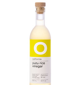 O Olive Oil O Yuzu Rice Vinegar