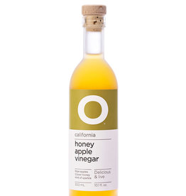 O Olive Oil O Honey Apple Wine Vinegar