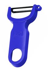 Kuhn Rikon Original Swiss Peeler, Blue