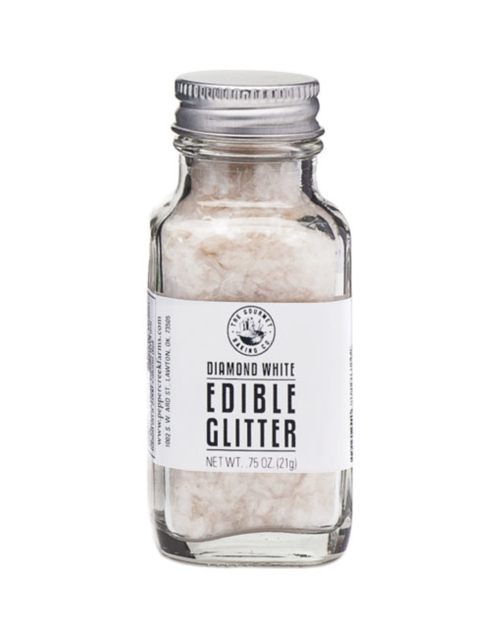 Pepper Creek Farms Diamond White Edible Glitter