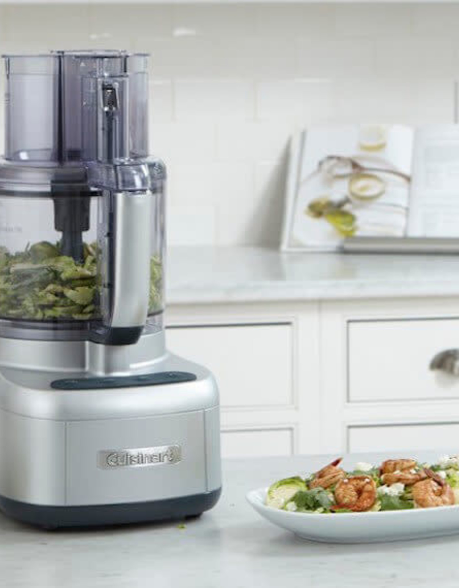 Cuisinart Cuisinart Elemental 11-cup Food Processor, Silver