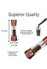 Cole & Mason Derwent Pepper Mill, Copper